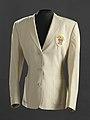 Smithsonian - NMAAHC - Wightman Cup blazer worn by Althea Gibson - NMAAHC 2009.27.5.jpg