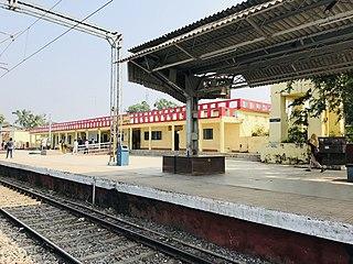 Sompeta Census Town in Andhra Pradesh, India