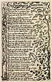 Songs of Innocence, copy U, 1789 (The Houghton Library) 27 On Anothers Sorrow.jpg