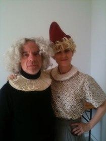 Sophie Rois und Martin Wuttke im Kostüm.jpg