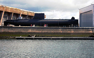 French submarine <i>Minerve</i> (S647) S647 French submarine