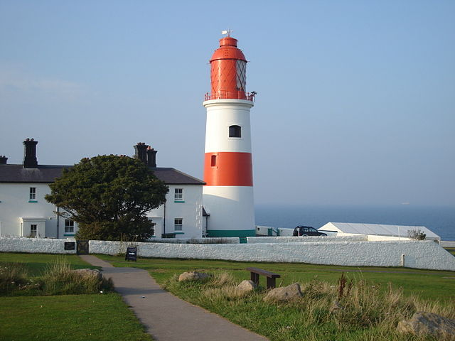 Souter Point Lighthouse, Marsden, Tyne and Wear