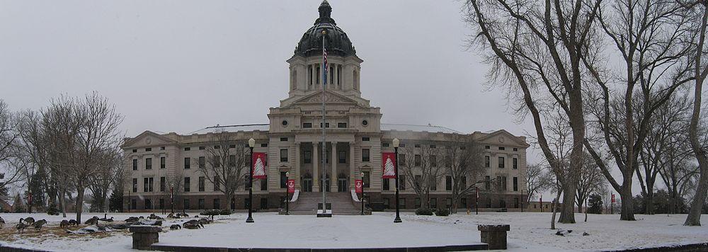 South Dakota State Capitol Wikipedia