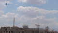 South Damascus Airstrike, 23-4-2018.png