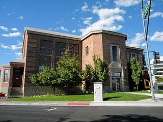 Southside School (Reno, Nevada) school in Reno, Nevada