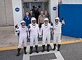 SpaceX Crew-1 Crew Walkout (NHQ202011150014).jpg