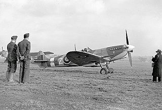 Supermarine Spitfire operational history