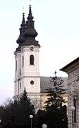 Srbobran Orthodox church