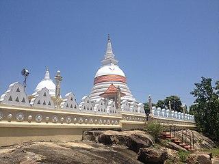 Sri Dharmendrarama Raja Maha Vihara
