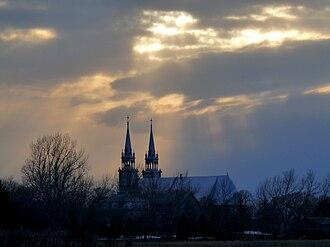 Saint-Roch-des-Aulnaies - Image: St Roch des Aulnaies