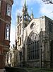 St. Nicholas Cathedral, Newcastle, exterior.jpg