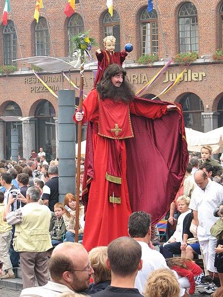 heilige christophorus legende für kinder