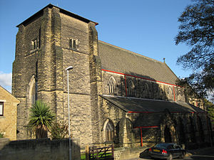Potternewton - St Martin's Church (1881)