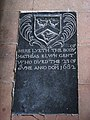 St Andrew's church - C17 ledger slab - geograph.org.uk - 828771.jpg