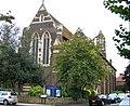 St Barnabas church, Gorringe Park Avenue - geograph.org.uk - 217133.jpg