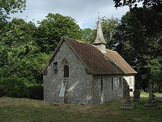 Buttermere, Wiltshire village in United Kingdom