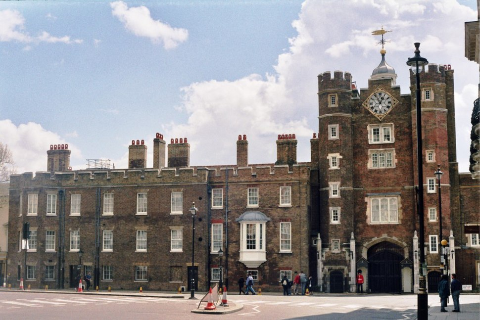 St James's Palace, 2001