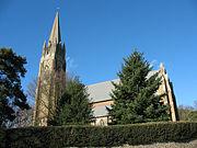 St John the Evangelist Church - south side - geograph.org.uk - 677965