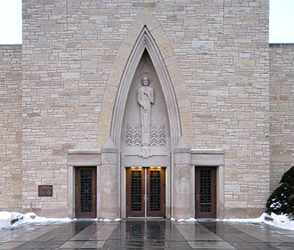 Cathedral of Saint Joseph the Workman - Image: St Joseph Cathedral La Crosse WI