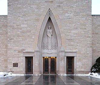 Cathedral of Saint Joseph the Workman - Image: St Joseph Cathedral La Crosse WI