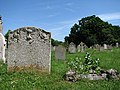 St Mary's church - C19 headstone - geograph.org.uk - 836834.jpg