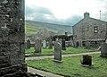 St Mary's graveyard - geograph.org.uk - 882051.jpg