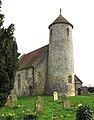 St Mary and St Walstan, Bawburgh, Norfolk - geograph.org.uk - 315348.jpg
