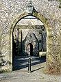 St Nicholas Church gateway, Arundel, West Sussex - geograph.org.uk - 1650616.jpg