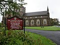 St Patrick's Cathedral, Armagh - geograph.org.uk - 528794.jpg
