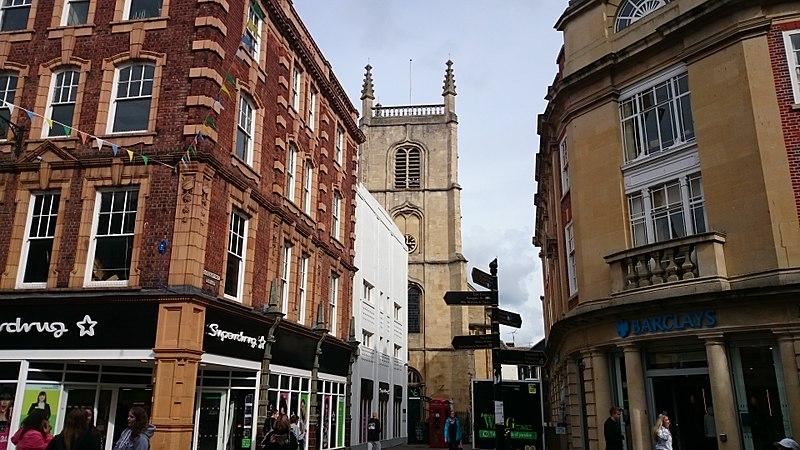 File:St Swithun's Church Worcester.jpg