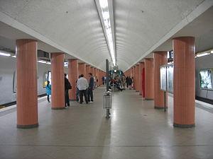 Bielefeld Stadtbahn - Image: Stadtbahn BI jahnplatz