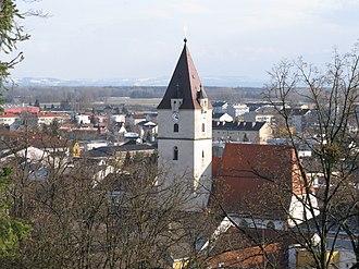 Perg - Parish church