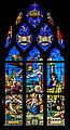 Stained-glass window of the Saint Louis Cathedral of Blois 02.jpg