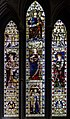 Stained glass window, Worcester Cathedral (20273881820).jpg