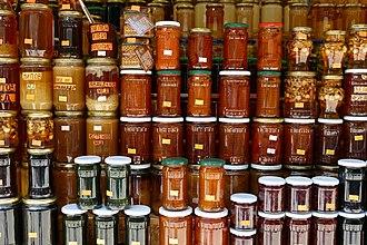 Honey - Honey in the market