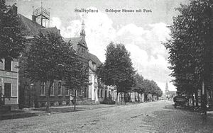 Nesterov - Stallupönen in 1906