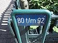 Staphorst - Gemeenteweg huisnummers 80 tm 92 RM34250.JPG