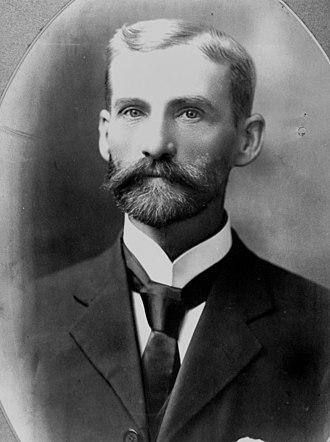 Deputy Premier of Queensland - Image: State Lib Qld 1 115224 Honourable Digby Frank Denham, Home Secretary