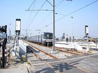Nootdorp RandstadRail station