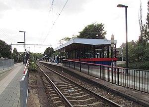 Velp railway station - Image: Station Velp