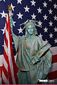 Statue Of Liberty Bodypainting Human Statue (20284451540).jpg