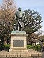 Statue of Saigo Takamori, Ueno Park, Tokyo.jpg