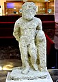 Statuette of Hercules from Hatra, Iraq. 2nd-3rd century CE. Sulaymaniyah Museum.jpg