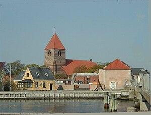 Stege, Denmark - Image: Stege Church DK 1