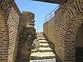 Steps, Casa de la Encomienda, Alcazaba of Reina, 22 July 2016.JPG