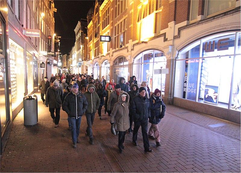 Comprinhas em Amsterdam