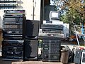 Stoisko z używanym sprzętem elektronicznym - Poznań - 000954c.jpg