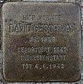 Stolperstein Göppingen, David Geschmay.jpg