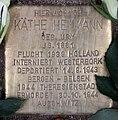 Stolperstein Westfälische Str 42 (Halsee) Käthe Heymann.jpg