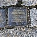 Stolperstein für Arthur Sachs, Dresdener Strasse 17, Roßwein.JPG
